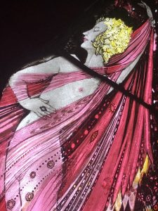 Eve of St. Agnes by Harry Clarke